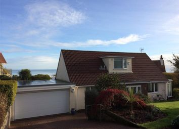 Thumbnail 3 bed detached house for sale in Higher Downs Road, Babbacombe, Torquay, Devon