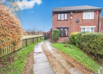 Thumbnail 2 bed semi-detached house for sale in Ancholme Avenue, Immingham