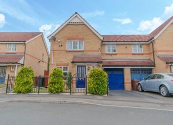 Thumbnail 3 bedroom semi-detached house for sale in Tavistock Park, Leeds