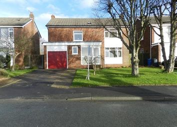 Thumbnail 4 bed detached house to rent in New Lane, Croft, Warrington