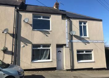 Thumbnail 2 bed end terrace house for sale in 2 Gurlish West Coundon, Bishop Auckland, County Durham