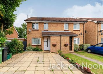 Thumbnail 1 bed maisonette for sale in Jasmin Road, West Ewell, Epsom