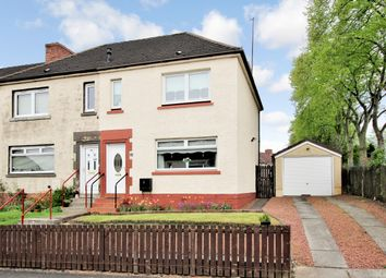 Thumbnail 2 bed end terrace house for sale in Bruce Avenue, Motherwell