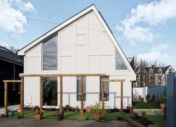 Thumbnail 2 bed detached house for sale in Y Cwrt, Lon Fel, Criccieth, Gwynedd