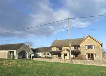 Thumbnail 4 bed cottage for sale in Norrington Common, Broughton Gifford, Melksham