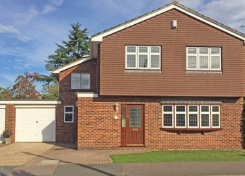 Thumbnail 5 bedroom detached house for sale in Dickens Close, Hartley, Longfield