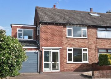 Thumbnail 4 bed semi-detached house for sale in Carkington Road, Woolton, Liverpool