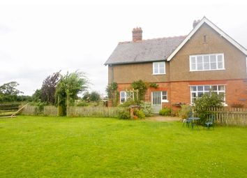 Thumbnail 6 bed detached house for sale in Highfields, Shrewsbury