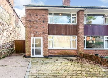 Thumbnail 3 bed semi-detached house for sale in Church Street, Barrow Upon Soar, Leicestershire