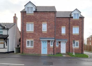 Thumbnail 4 bed semi-detached house to rent in Newport Road, Woodseaves, Stafford