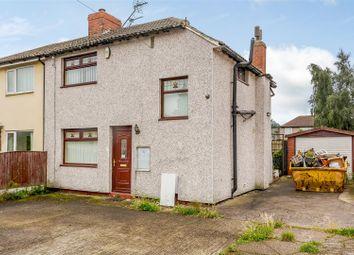 Thumbnail 3 bedroom semi-detached house for sale in Myrtle Road, Dunscroft, Doncaster