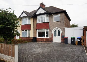 Thumbnail 3 bedroom semi-detached house for sale in Lime Tree Avenue, Kirkby In Ashfield, Nottingham