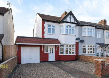 3 bed end terrace house for sale in Purbeck Road, Hornchurch RM11