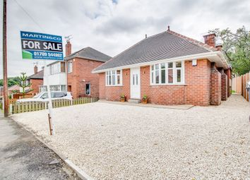 Thumbnail 2 bed detached bungalow for sale in Twyford Close, Swinton, Mexborough