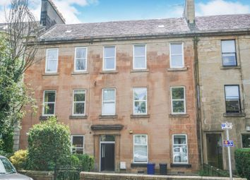 Thumbnail 3 bed flat for sale in Oakshaw Street West, Paisley