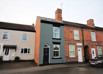 Thumbnail 2 bed terraced house for sale in The Lane, Awsworth, Nottingham