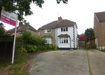 Thumbnail 2 bed semi-detached house for sale in Gipsy Lane, Earley, Reading