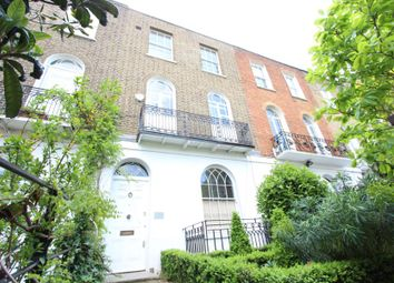 Thumbnail 4 bed town house for sale in Balls Pond Road, London