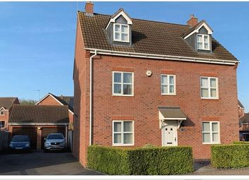Thumbnail 5 bedroom detached house for sale in Mildenhall Way, Kingsway, Gloucester