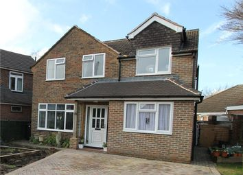 Thumbnail 4 bed detached house for sale in Five Oaks Close, St Johns, Woking, Surrey