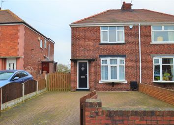 Thumbnail 2 bed semi-detached house for sale in Woodlea Grove, Armthorpe, Doncaster