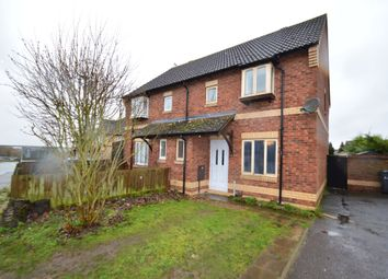 3 bed semi-detached house for sale in Broom Crescent, Ipswich IP3