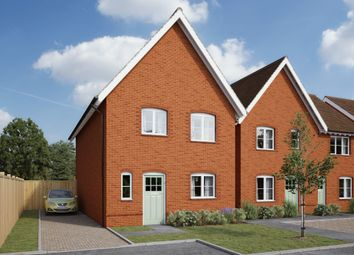 Thumbnail 4 bedroom detached house for sale in Selwyn Road, Tadpole Garden Village
