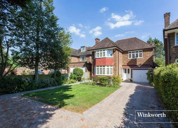 Thumbnail 5 bed detached house for sale in Woodside Avenue, Woodside Park, London