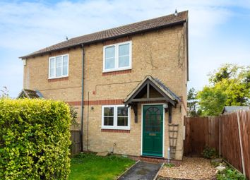 Thumbnail 2 bed semi-detached house for sale in Loder Road, Harwell, Didcot