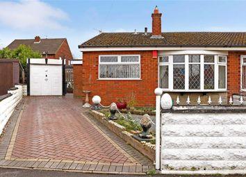Thumbnail 3 bedroom semi-detached bungalow for sale in Kelmore Close, Longton, Stoke-On-Trent