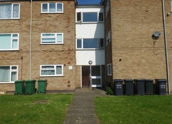 Thumbnail 1 bed flat for sale in Pevensey Road, Loughborough, Leicestershire