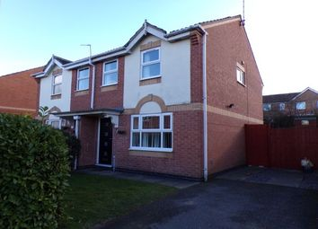 Thumbnail 3 bed semi-detached house to rent in Charlock Road, Hamilton