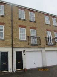Thumbnail 2 bedroom terraced house to rent in Frobisher Way, Greenhithe