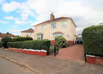 Thumbnail 3 bed semi-detached house for sale in Hillsborough Road, Glasgow