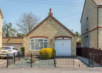 Thumbnail 2 bed detached bungalow for sale in The Green, Stotfold, Hitchin, Herts