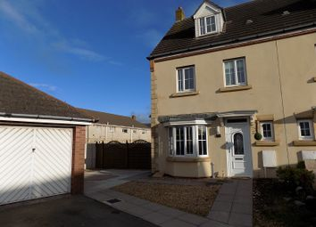 Thumbnail 4 bed end terrace house for sale in Mariners Quay, Port Talbot, Neath Port Talbot.