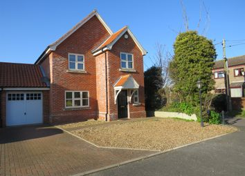 Thumbnail 3 bed link-detached house for sale in Grovesbury End, Carlton Colville, Lowestoft