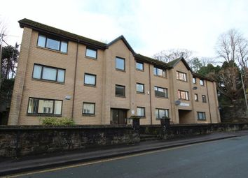 Thumbnail 3 bed flat for sale in West Bridgend, Dumbarton