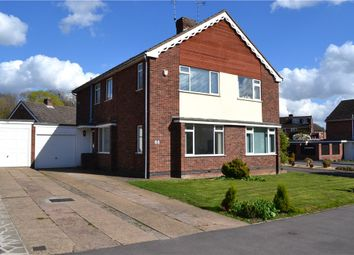 Thumbnail 3 bed semi-detached house for sale in Nod Rise, Mount Nod, Coventry, West Midlands