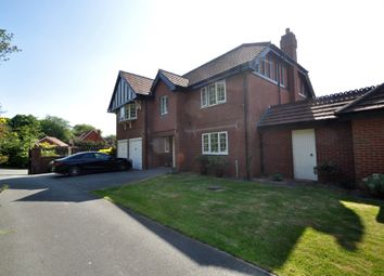Thumbnail 5 bed detached house for sale in West Brow Gardens, Prenton