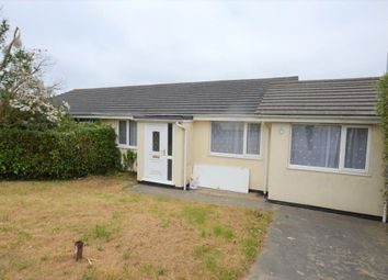 Thumbnail 3 bed semi-detached bungalow to rent in Trecarrack Road, Pengegon, Camborne, Cornwall