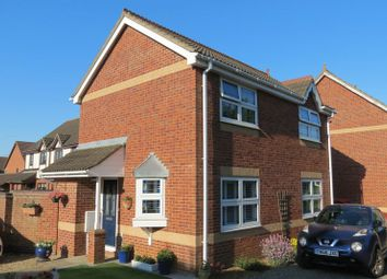 Thumbnail 3 bed detached house for sale in Kipling Close, Stamford
