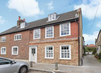 Thumbnail 5 bed semi-detached house for sale in The Embankment, Twickenham