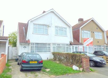 Thumbnail 2 bed semi-detached house to rent in Eton Road, Harlington, Hayes