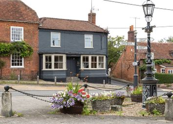 Thumbnail 4 bed town house for sale in High Street, Great Bedwyn, Marlborough