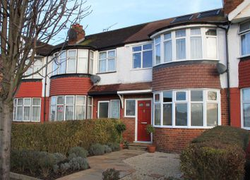 Thumbnail 4 bed terraced house for sale in Woodhouse Avenue, Perivale, Greenford