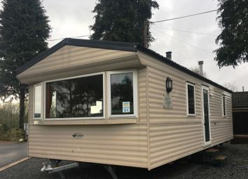 Thumbnail 2 bedroom mobile/park home for sale in Stourport Road, Herefordshire