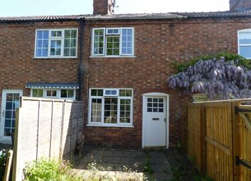 Thumbnail 2 bedroom cottage to rent in Bank Top Cottages, Birchin Lane, Nantwich