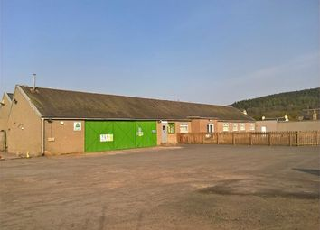 Thumbnail Commercial property for sale in Rhymers Mill, Mill Road, Earlston, Scottish Borders