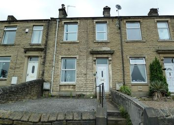 Thumbnail 3 bed terraced house for sale in Manchester Road, Milnsbridge, Huddersfield